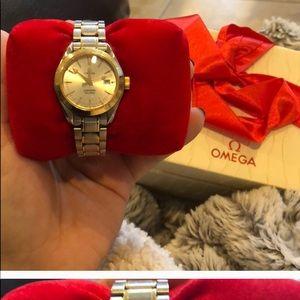 Omega watch!